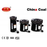 China 30ton RRH series double acting hollow plunger hydraulic jacks  for construction with low price and high qualiaty wholesale