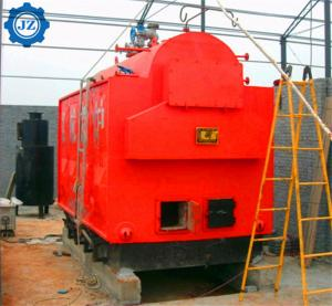 China Industrial Energy Saving Wood Pellet Coal Fired Steam Boiler For Rice Mill Plant wholesale