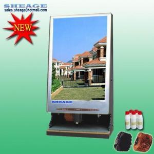 China Advertising Shoe Polishing Machine SHE-G212(Hot) wholesale
