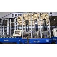 China 2500mm Height Double Glazing Glass Machine High Efficiency For LowE Glass wholesale