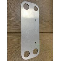 China Oil Type Metal Mounting Plate Customized Size For Plate Heat Exchangers wholesale
