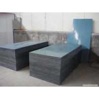 China grey color rigid polypropylene plastic sheet 1500x3000mm for chemical tank on sale