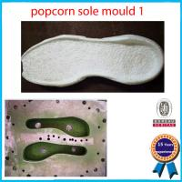 China Popcorn Material Sports Shoe Sole Mold High Strength Stable Performance on sale