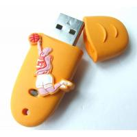 China USB 3.1 Pvc Pen Drive Pattern Customized Supports Multi Partition Password Access wholesale