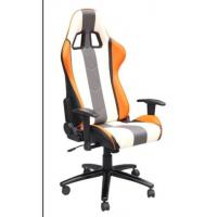 China Reclining Adjustable Office Chair With Logo Printing / Computer Desk Chairs on sale