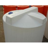 China 528 Gallon Chemical Storage container, Plastic dosing tank ,LLDPE material Tank wholesale