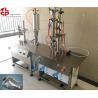 Bolso semi automático de BOV en el material del acero inoxidable de la máquina de rellenar 316 del aerosol de la válvula