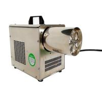 China portable hot air blower 220V single phase industrial heater wholesale