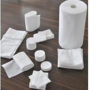 China pure cotton spunlace nonwoven fabric on sale
