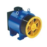 Buy cheap Heavy Load Elevator Gearless Traction Machine Speed 0.5m / S - 3.0m / S from wholesalers
