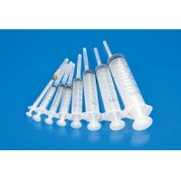 China High Quality 3-Parts Disposable Syringe With Needle wholesale
