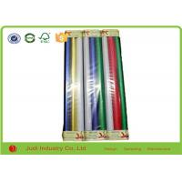 Buy cheap Fashionable Christmas Gift Wrapping Paper 4cm Diameter 70cm X 300cm Gravure Printing from wholesalers