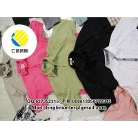 China Fashionable Style Second Hand Clothing For Africa wholesale