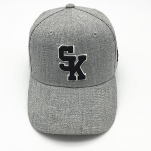 China Custom logo Fashion breathable Sports cap Baseball Cap Hat For Sport on sale