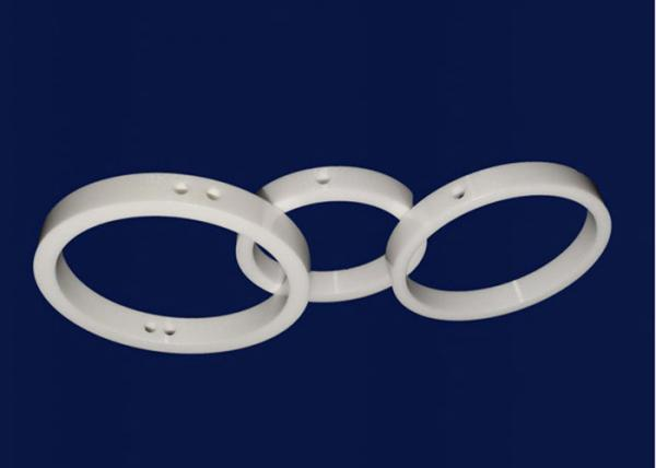 Quality High Strength Ceramic Seal Rings Mechanical Seal For Photovoltaic Processing Equipment for sale