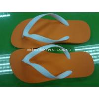 China Orange Solid Color EVA Foam Sheet Heat Transfer Printing For Outdoor on sale