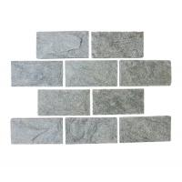 China Natural Green Quartzite Mushroom Slate Stone Veneer/ Wall Panel/ Culture Stone  for Wall Decoration From China Supplier on sale