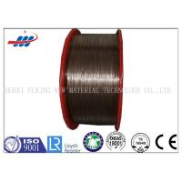 China 0.78mm Copper Plated Steel Wire Smooth Surface For Vehicles , CE ISO Listed wholesale