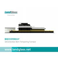 China Bend glass tempering machine on sale