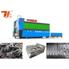 China Тонколистовая сталь стекловолокна режа машину лазера через металл wholesale