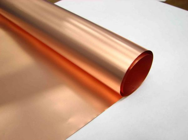 Copper Foil Sheet Images