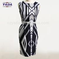 China Hot sell embroidery short sleeve black fashion sexy dresses women summer dress with high quality wholesale