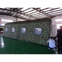 China CE Military Camping Inflatable Tent on sale