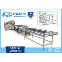 China Automatic Cable Tray Wire Mesh Welding Machine Multiple Spot Welder Machine wholesale