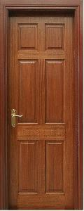 Quality Mahogany Wooden Door (KD06A) for sale