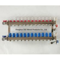 China Stainless steel manifold packages for Underfloor Heating Systems wholesale