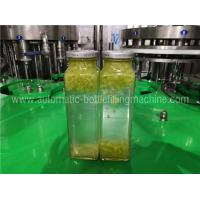 China Glass Bottle Filling Machine, Fruit Juice Packaging Machinery, Pulp Filling Plant wholesale