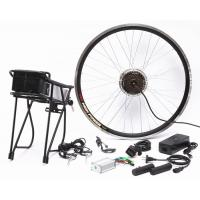 China Portable Lightweight Electric Bike Conversion Kit Safety Large Power Reserve wholesale