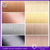 China Top Ten 304 201 316 430 colored stainless steel sheets in foshan