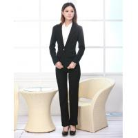 China Korean Fashion Office Lady Suit Long - Sleeved Pants Business Wear Outfits wholesale