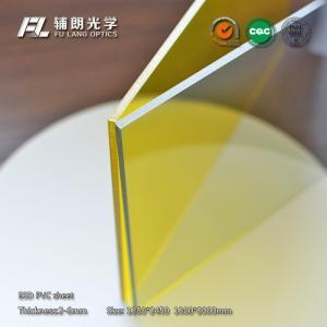 China Durable High Temperature Acrylic Sheet , 12mm Custom Cut Plastic Sheets wholesale