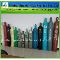 China oxygen and acetylene tanks high pressure vessel gas cylinder 3L-50L on sale