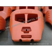 China Precisely high quality professional customized forklift counter weight with sand casting wholesale