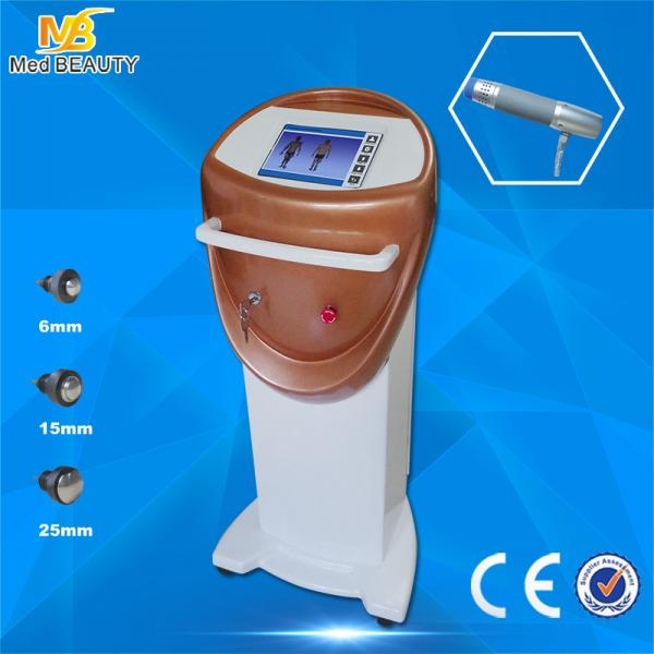 Quality 110v / 220v Extracorporeal Shock Wave Therapy Machine Continuous 4/8/16 Pulses for sale