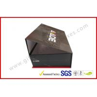 China Strong Magnetic Electronics Packaging , Laptop MID Printed Gift Boxes wholesale