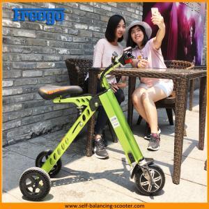 "China bicicleta elétrica portátil de pouco peso Ebike do ""trotinette"" bonde dobrável de 36V 250W wholesale"