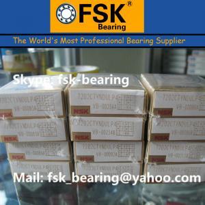 Buy cheap NSK Angular Contact Ball Bearing 50TAC100BSUC10PN7B Ball Screw Bearings from wholesalers