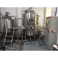 China Polished Alcohol Making Machine , Energy Saving Electric Beer Brewing System wholesale
