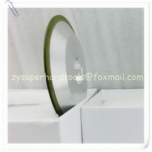 China 3A1 resin bond SCD diamond grinding wheels wholesale