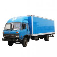 FRP Dry Freight Truck Body For Logistics