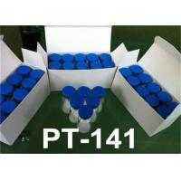China PT -141 Peptide Growth Steroid Powder For Sexual Stimulation Cas 32780-32-8 wholesale