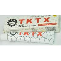 Buy cheap TKTX 35%  Special Effects Anesthetic Strong Numb Cream For Tattoo from wholesalers