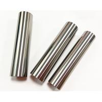 China High Strength Tungsten Carbide Drill Blanks , Cemented Carbide Rods Dia10x100mm In Stock wholesale