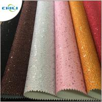 China Low Price Hot Selling Synthetic Leather Material for Ladies Women Shoes on sale