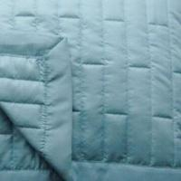 China Quilted Blanket, Stylish Parallel Quilting Design wholesale