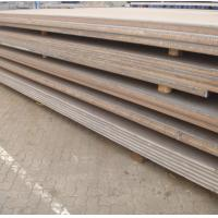 China A633 Hot Rolled Mild Steel Plate Flat Shape , Rectangular for Boiler on sale